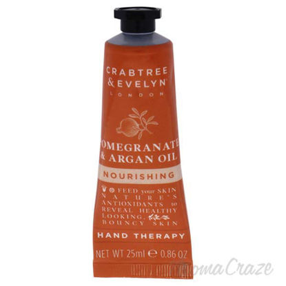 Pomegranate and Argan Oil Nourishing Hand Therapy by Crabtre