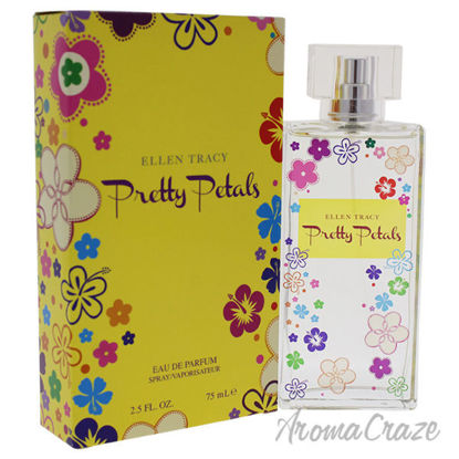 Pretty Petals by Ellen Tracy for Women - 2.5 oz EDP Spray