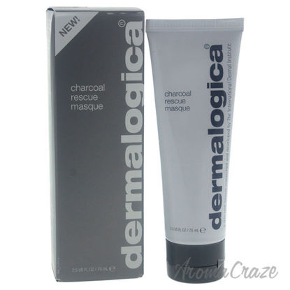 Charcoal Rescue Masque by Dermalogica for Unisex - 2.5 oz Ma