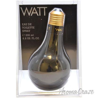 Watt Black by Cofinluxe for Men - 6.8 oz EDT Spray