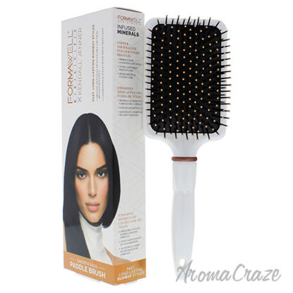 Beauty X Kendall Jenner Smooth Pass Paddle Brush by  Kendall