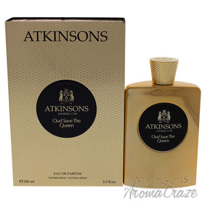 Oud Save The Queen by Atkinsons for Women - 3.3 oz EDP Spray