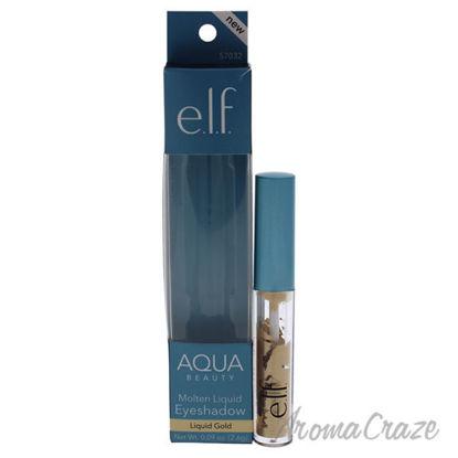Aqua Beauty Molten Liquid Eyeshadow - Liquid Gold by e.l.f.
