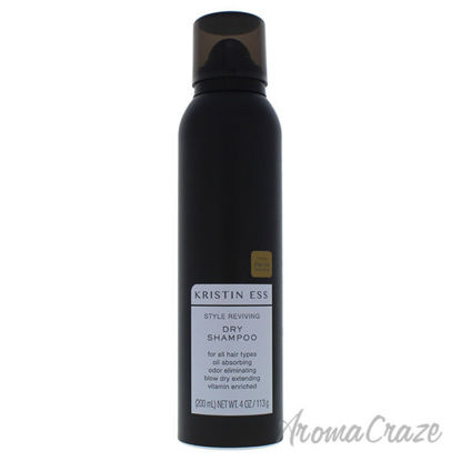 Style Reviving Dry Shampoo by Kristin Ess for Unisex - 4 oz