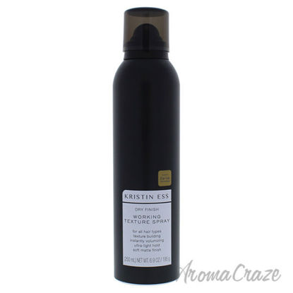 Dry Finish Working Texture Spray by Kristin Ess for Unisex -