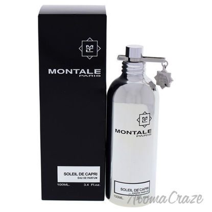 Soleil de Capri by Montale for Unisex - 3.4 oz EDP Spray