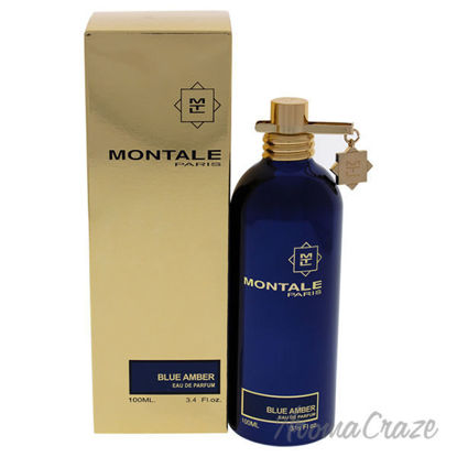 Blue Amber by Montale for Unisex - 3.4 oz EDP Spray