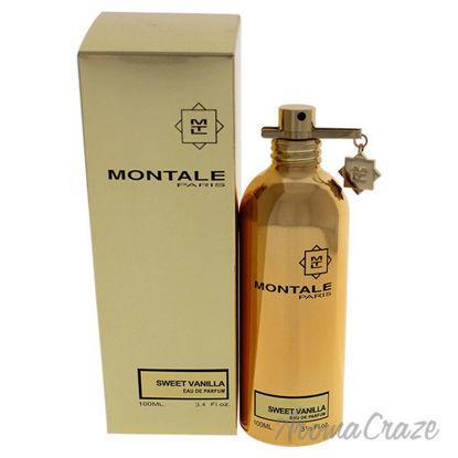 Sweet Vanilla by Montale for Unisex - 3.4 oz EDP Spray