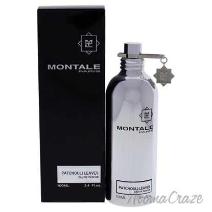 Patchouli Leaves by Montale for Unisex - 3.4 oz EDP Spray