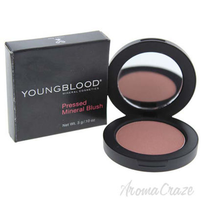 Pressed Mineral Blush - Zin by Youngblood for Women - 0.10 o