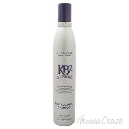 KB2 Daily Clarifying Shampoo by Lanza for Unisex - 10.1 oz S