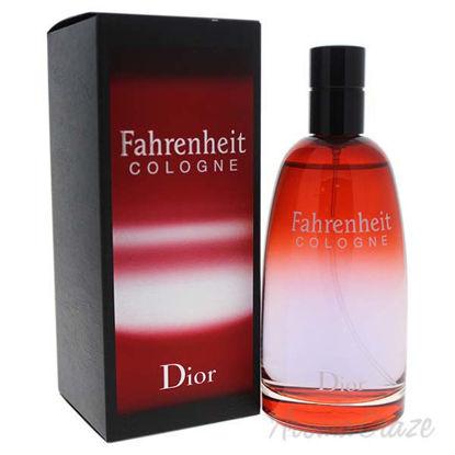 Fahrenheit Cologne by Christian Dior for Men - 4.2 oz EDC Sp