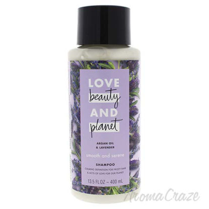 Argan Oil and Lavender Shampoo by Love Beauty and Planet for