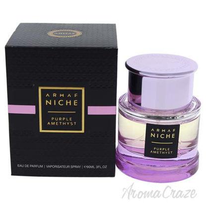 Purple Amethyst by Armaf Niche for Women 3 oz EDP Spray