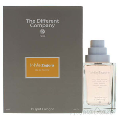 White Zagora by The Different Company for Unisex 3.3 oz EDT