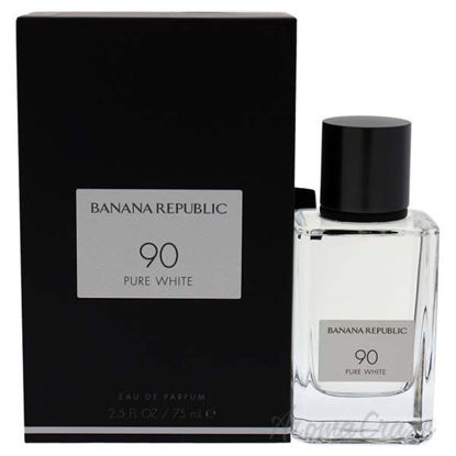90 Pure White by Banana Republic for Unisex 2.5 oz EDP Spray