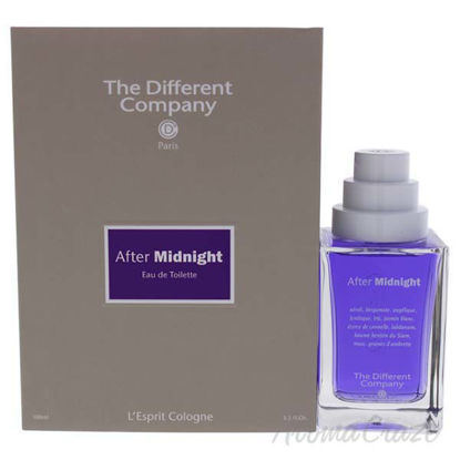 After Midnight by The Different Company for Unisex - 3.3 oz