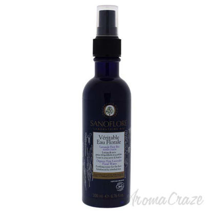 Lavender Floral Water Purying Toner by Sanoflore for Women -