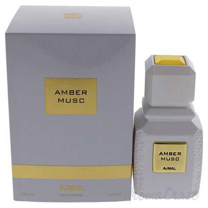 Amber Musc by Ajmal for Unisex - 3.4 oz EDP Spray