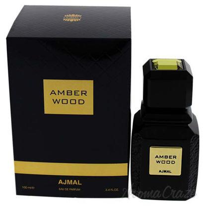 Amber Wood by Ajmal for Unisex - 3.4 oz EDP Spray