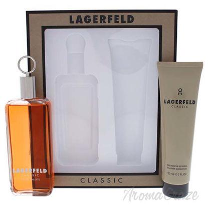 Lagerfeld by Karl Lagerfeld for Men - 2 Pc Gift Set 5oz EDT