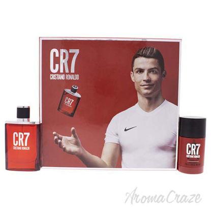 CR7 by Cristiano Ronaldo for Men - 2 Pc Gift Set 1.7oz EDT S