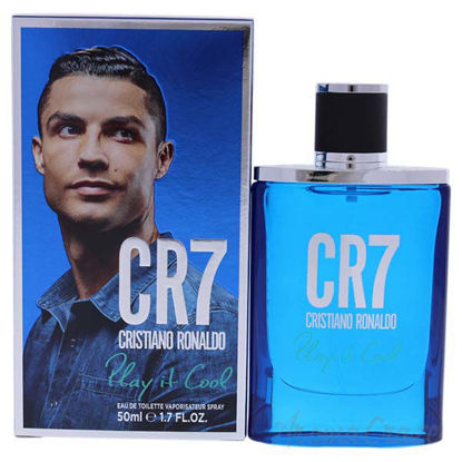 CR7 Play It Cool by Cristiano Ronaldo for Men - 1.7 oz EDT S