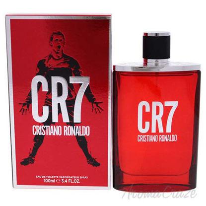 CR7 by Cristiano Ronaldo for Men - 3.4 oz EDT Spray