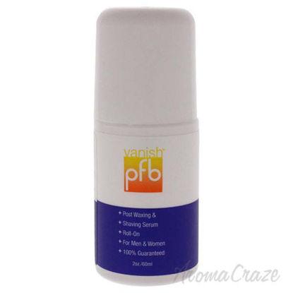 Vanish Roll On Shaving Gel by PFB Vanish for Unisex - 2 oz S