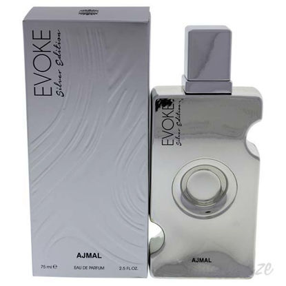 Evoke Silver Edition by Ajmal for Women - 2.5 oz EDP Spray