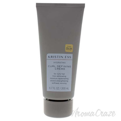 Hydrating Curl Defining Creme by Kristin Ess for Unisex - 6.