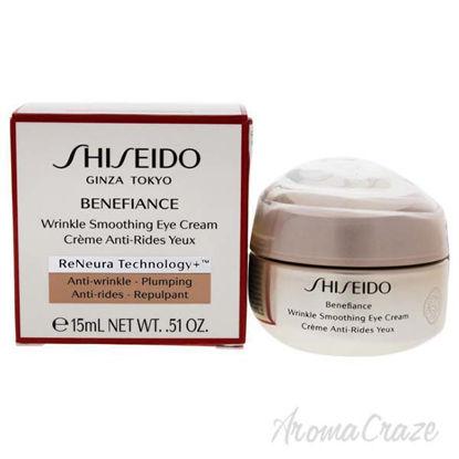 Benefiance Wrinkle Smoothing Eye Cream by Shiseido for Unise