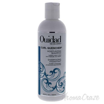 Curl Quencher Moisturizing Shampoo by Ouidad for Unisex - 8.