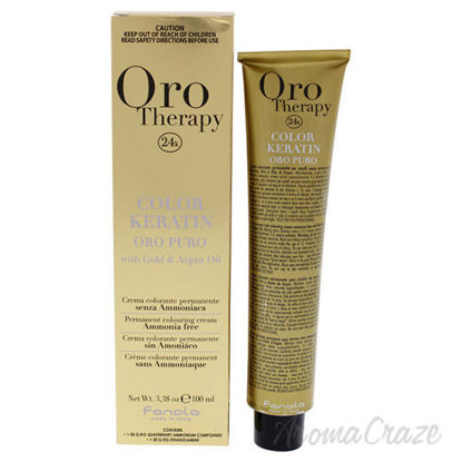 Oro Therapy Color Keratin - 10-00 Intense Blonde Platinum by