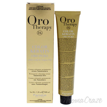Oro Therapy Color Keratin - 5-00 Intense Light Chestnut by F