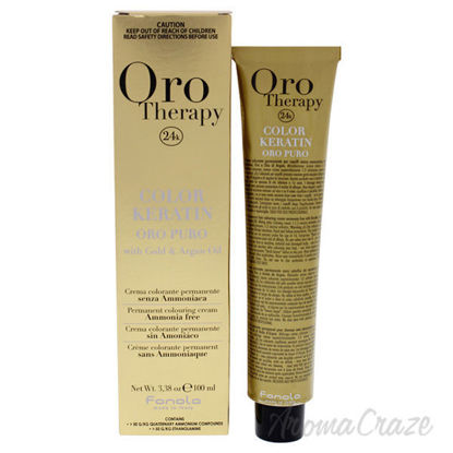 Oro Therapy Color Keratin - 8-14 Gianduia by Fanola for Unis
