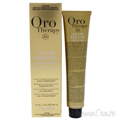 Oro Therapy Color Keratin - 9-00 Intense Very Light Blonde b