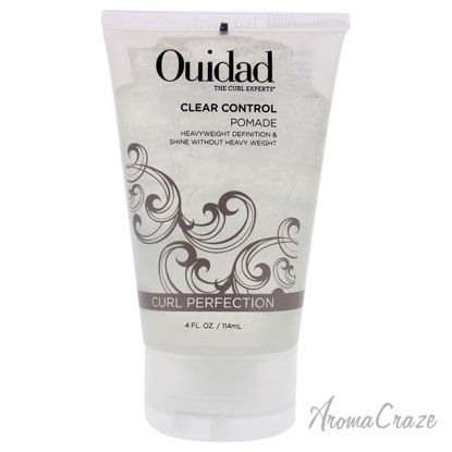Clear Control Pomade by Ouidad for Unisex - 4 oz Pomade
