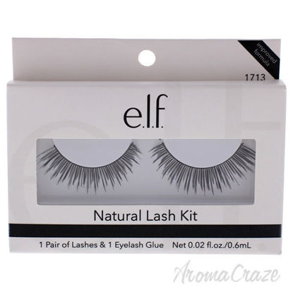 Natural Lash Kit by e.l.f. for Women - 1 Pair Eyelashes