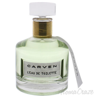 Carven L'Eau De TOilette EDT Spray (Unboxed) for Women 3.33