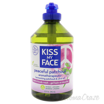 Peaceful Patchouli Bath and Body Wash by Kiss My Face for Un