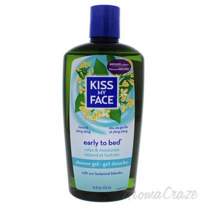 Early to Bed Shower Gel - Clove and Ylang Ylang by Kiss My F