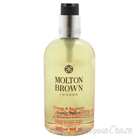Orange & Bergamot Hand Wash by Molton Brown for Women - 10 o
