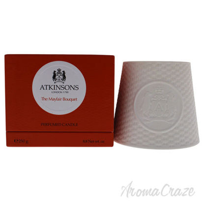 The Mayfair Bouquet Scented Candle by Atkinsons for Unisex -
