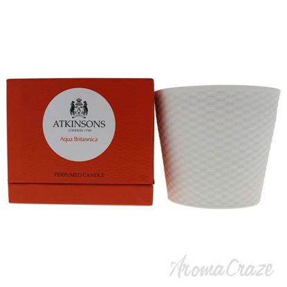 Aqua Britannica Scented Candle by Atkinsons for Unisex - 8.8