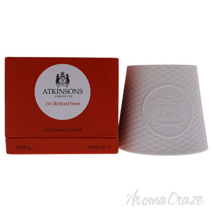 24 Old Bond Street Scented Candle by Atkinsons for Unisex -