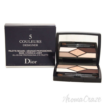 5 Couleurs Designer All-In-One Professional Eye Palette - 50