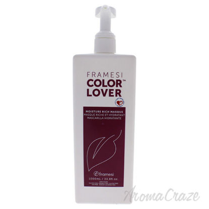 Color Lover Moisture Rich Masque by Framesi for Unisex - 33.
