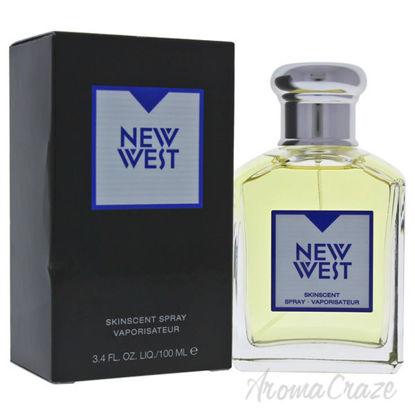 New West by Aramis for Men - 3.4 oz Skinscent Spray