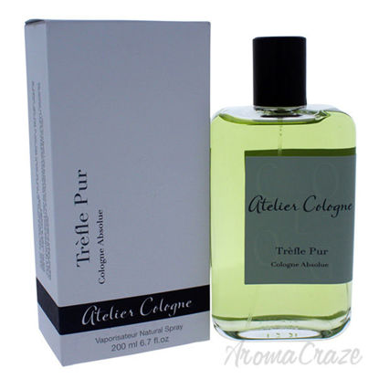 Trefle Pur by Atelier Cologne for Men - 6.7 oz Cologne Absol